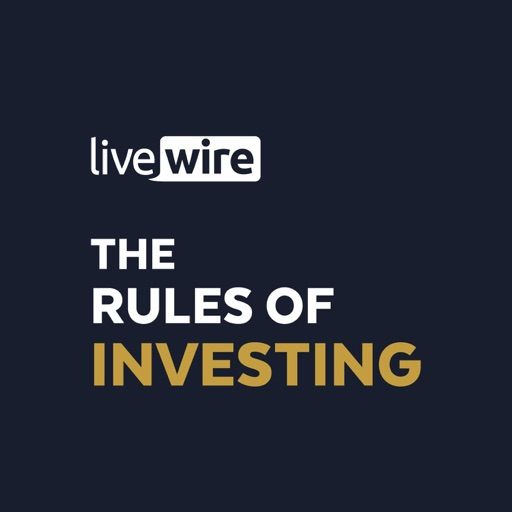 Cover image of The Rules of Investing