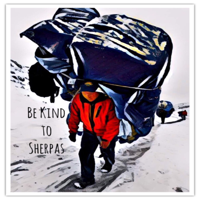 Give It to the Sherpa podcast