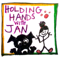 Holding Hands with Jan podcast