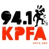 KPFA - Bookwaves/Artwaves artwork