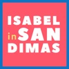 Isabel in San Dimas artwork