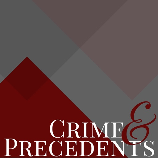 Cover image of Crime & Precedents