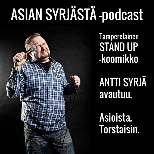 Antti Syrjä » Asian syrjästä