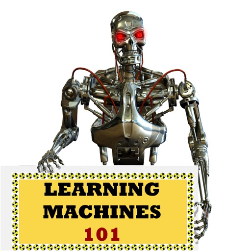 Cover image of Learning Machines 101