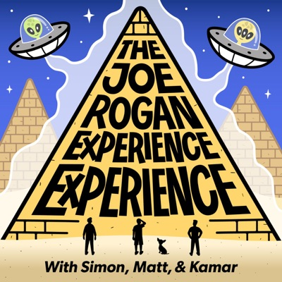The Joe Rogan Experience Experience:Floyd, Simon, Kamar and Chico