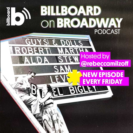 Cover image of Billboard on Broadway