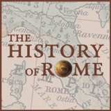 Image of The History of Rome podcast