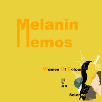 Podcast cover art for Melanin Memos