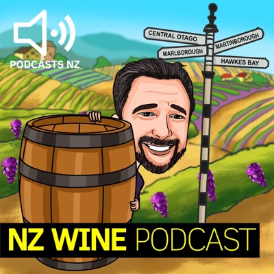 NZ Wine Podcast 57: Malcolm Rees-Francis - Rockburn Wines