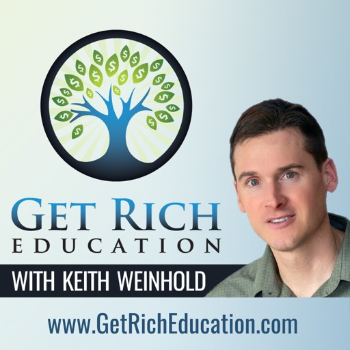 Cover image of Get Rich Education