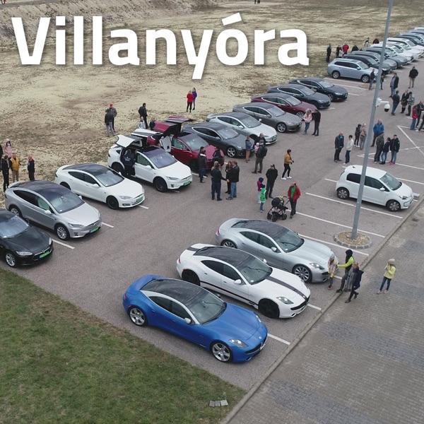 Villanyóra