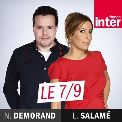 Le sept neuf:France Inter