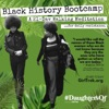 GirlTrek's Black History Bootcamp artwork