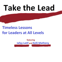 Take the Lead podcast