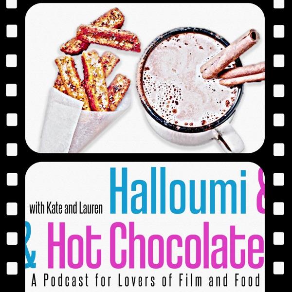 Halloumi & Hot Choc