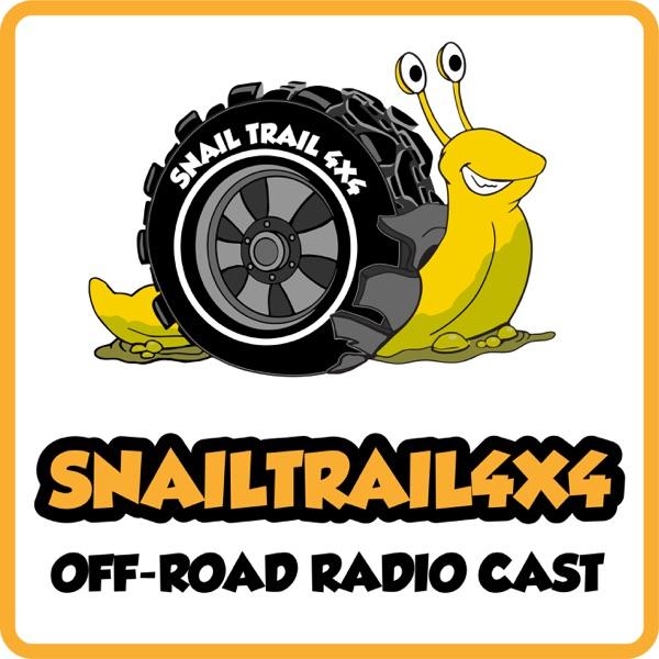 Snail Trail 4x4 Artwork