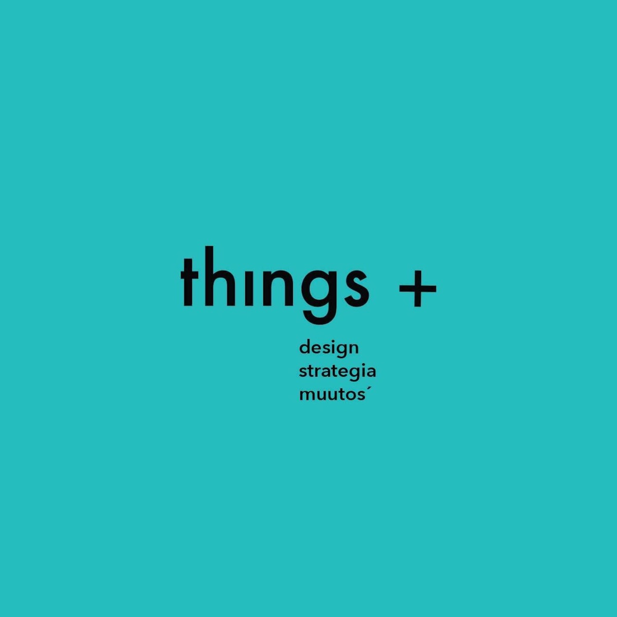 things + podcast