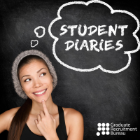 Student Diaries podcast