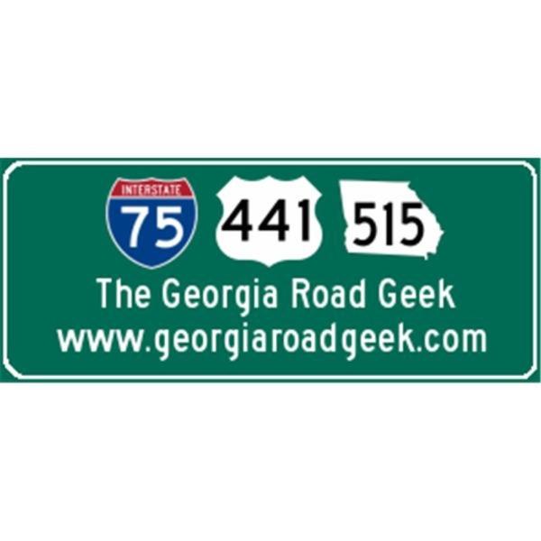 The Georgia Road Geek