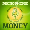 Microphone Money artwork