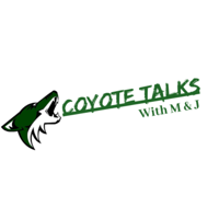 Coyote Talks With M & J podcast
