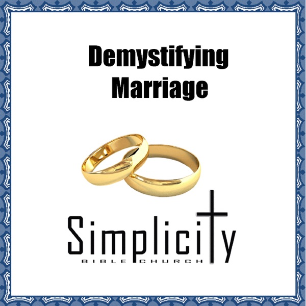 Demystifying Marriage Bible Study