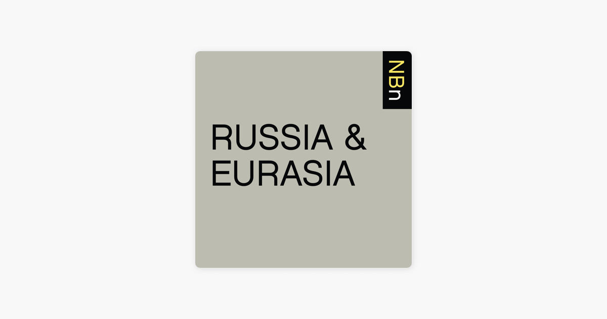 New Books in Russian and Eurasian Studies on Apple Podcasts