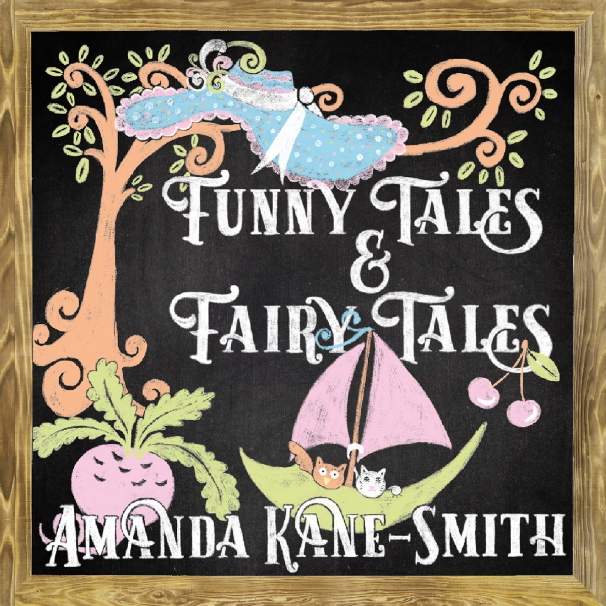 Funny Tales and Fairy Tales