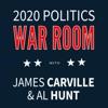 Politics War Room with James Carville & Al Hunt artwork
