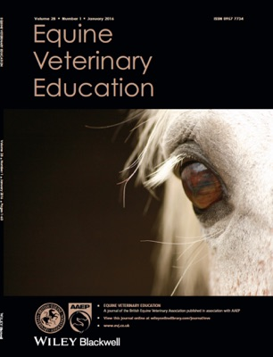Equine Veterinary Education Podcast:Unknown