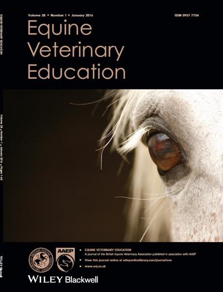 Equine Veterinary Education Podcast