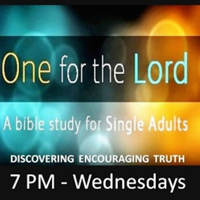 ONE FOR THE LORD - Singles Bible Study podcast
