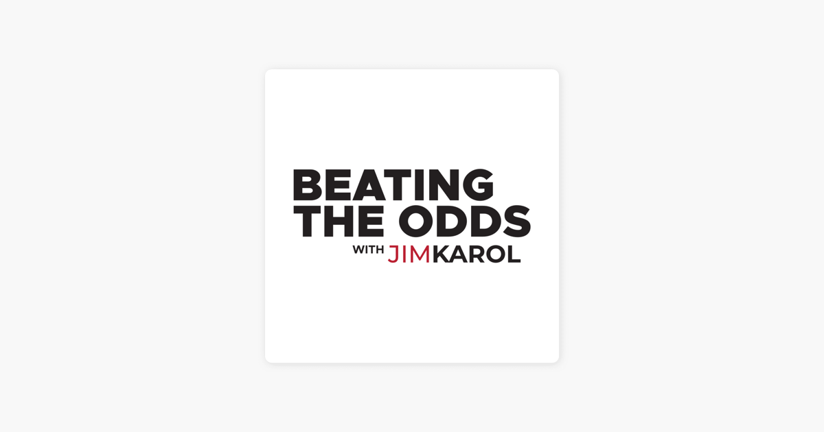 Beating The Odds on Apple Podcasts