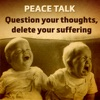 Peace Talk: The Work of Byron Katie with Grace artwork