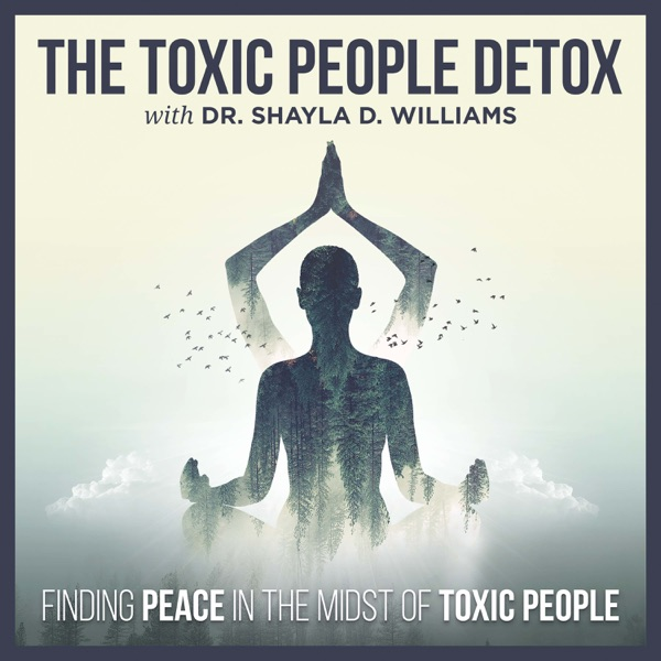 The Toxic People Detox banner backdrop