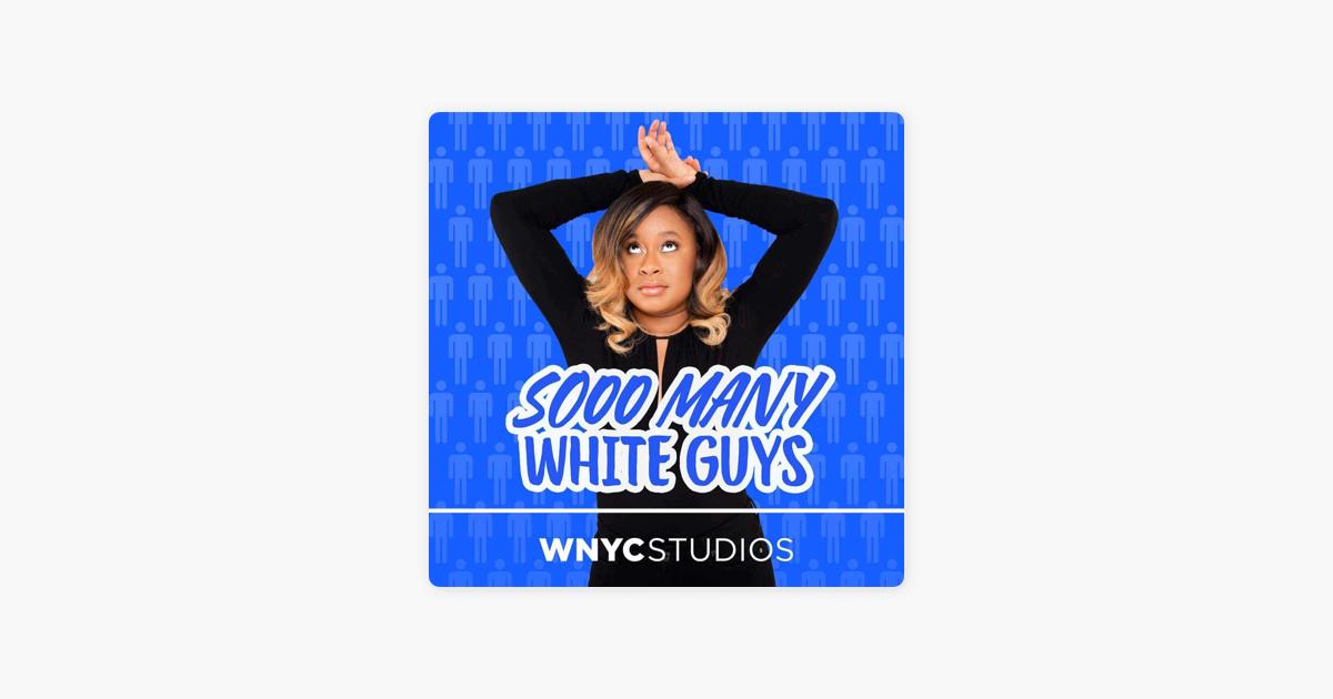 Sooo Many White Guys on Apple Podcasts