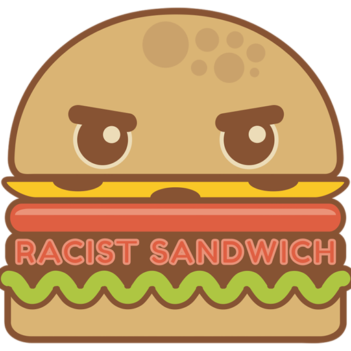 Cover image of The Racist Sandwich Podcast