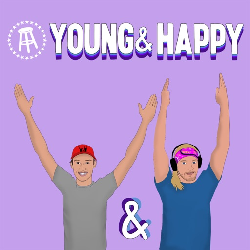 Cover image of Young & Happy