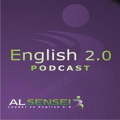 English 2.0 Podcast: How to Improve English | ESL | Learn English