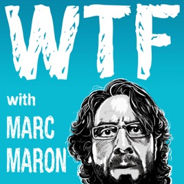 podcast artwork for WTF with Marc Maron