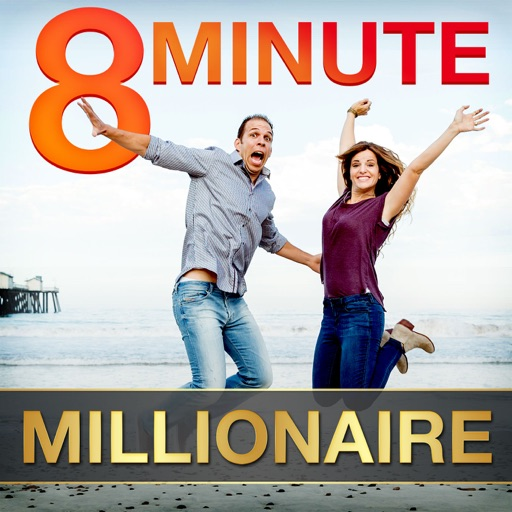 Cover image of 8 Minute Millionaire: Learn the Secrets of Millionaire Entrepreneurs
