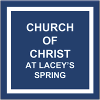 Lacey's Spring church of Christ podcast