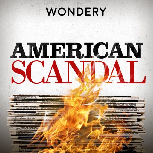 Cover image of American Scandal