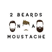 2 Beards and a Moustache podcast