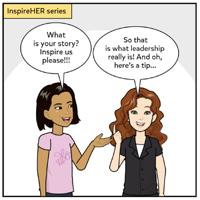InspireHER series podcast