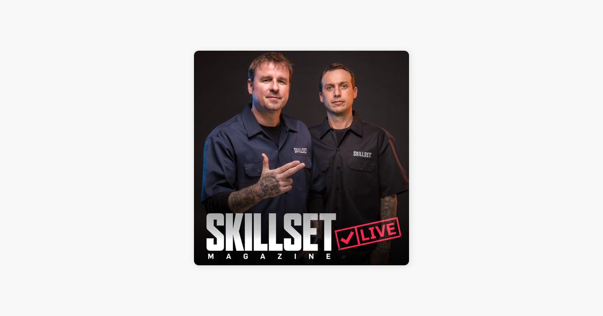 Skillset Live on Apple Podcasts