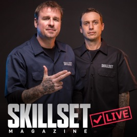 Skillset Live on Apple Podcasts