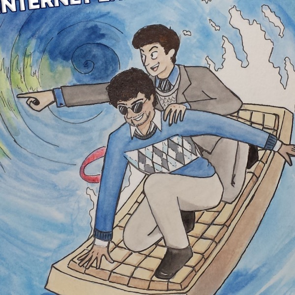 Andersson Bros: The Internet Explorers