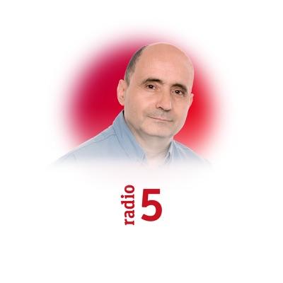 A hombros de gigantes:Radio 5