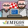 Amigos Retro Gaming Network - Amigos: Everything Amiga / ARG Presents / Sprite Castle / Pixel Gaiden artwork